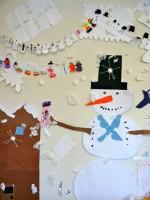 Kindergarten in Winter (almost)