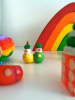 Alien Army Over the Rainbow