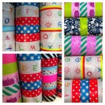 Toilet Paper Washi Tape Rolls