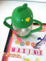 DIY Placemats by Gigi Maxine