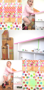 Washi Tape Building Blocks – Fav DIY