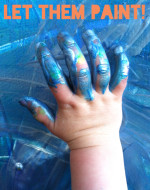 Let Them Paint – An Evolving Canvas for Toddlers