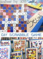 DIY Scrabble Game – Part Two