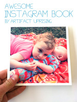 Awesome Instagram Book by Artifact Uprising