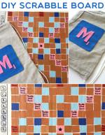 DIY Scrabble Game