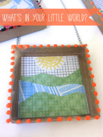 Little World Shadow Boxes