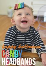 Happy Halloween – DIY Candy Headbands
