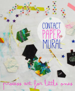 Hanukkah Contact Paper Mural