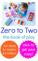 Zero to Two – Book of Play – Best eBook EVER for Babies and Toddlers!