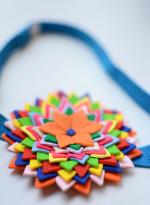 Make a Spring Flower Headband from Sculpey