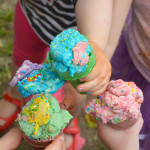 Ice Cream Dough for Kids
