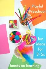3-5 Playful Preschool ebook