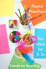 3-5 Playful Preschool ebook