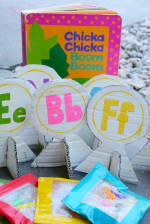Chicka Chicka Boom Boom Alphabet Bean Bag Toss