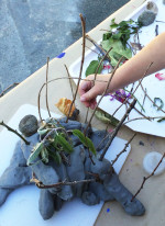 Building Clay Structures with Young Children