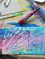 Printmaking for Preschoolers