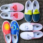 Design your own Vans Sneakers for kids