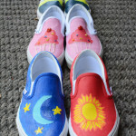 Design your own Vans Sneakers for kids