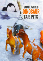 Small World Tar Pits – Dinosaur Play for Toddlers