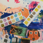 Collage Process Art for Kids