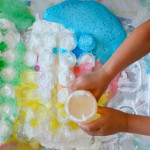 Best. Play Date. Activity. Ever. - Amazing science sensory play for kids!