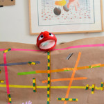 How to make a super easy puppet theater for kids