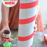 Christmas Sensory Play - Jingle Bell Noisemakers