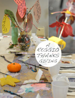 A Reggio Inspired Thanksgiving Feast