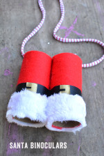 DIY Santa Binoculars – Where is That Guy?