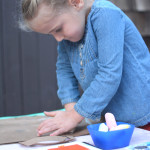 Make Recycled Art Portfolios for Kids - Finally a way to store your child's art!