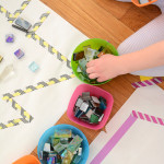 Holiday Mosaics - Easy Art Project for Kids