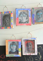Self Portrait Shadow Boxes