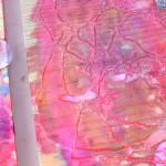 Salt Painting on Wood - Process Art for Kids
