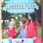 The Artful Year Book by Jean Van't Hul - Awesome Activities for Families and Kids!