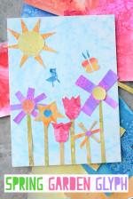 Spring Garden Glyph – Introducing Code to Young Children