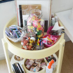 If you have kids, definitely consider an art cart. They are awesome, especially when it comes to the witching hours.