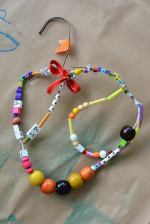 Make Beaded Wire Sculptures