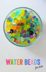 Water Bead Play for Kids
