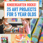 Kindergarten projects that rock
