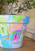 Kid Made Personalized Planters – Best Teacher Gift