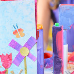 Back to School time is filled with great art opportunities. Tons of easy art activities for preschoolers and elementary age kids