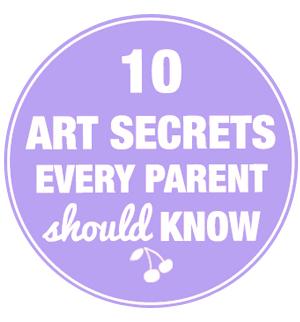 art secrets every parent should know