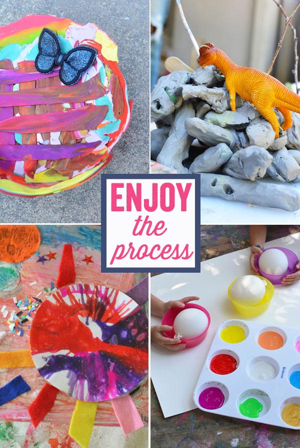 50 Process Art Activities For Kids Meri Cherry