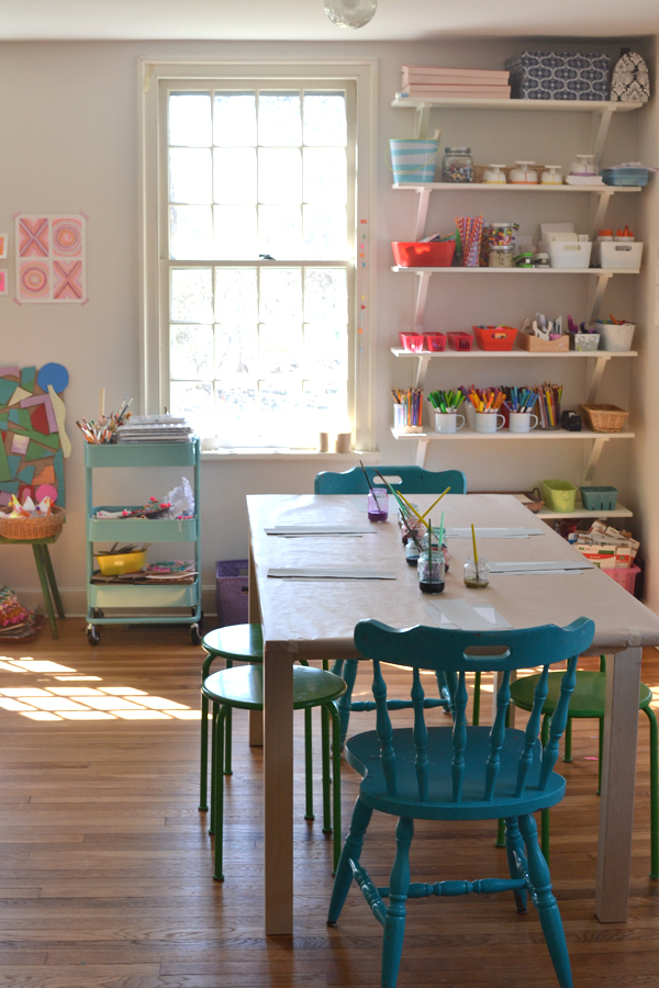 Art Studios for Kids