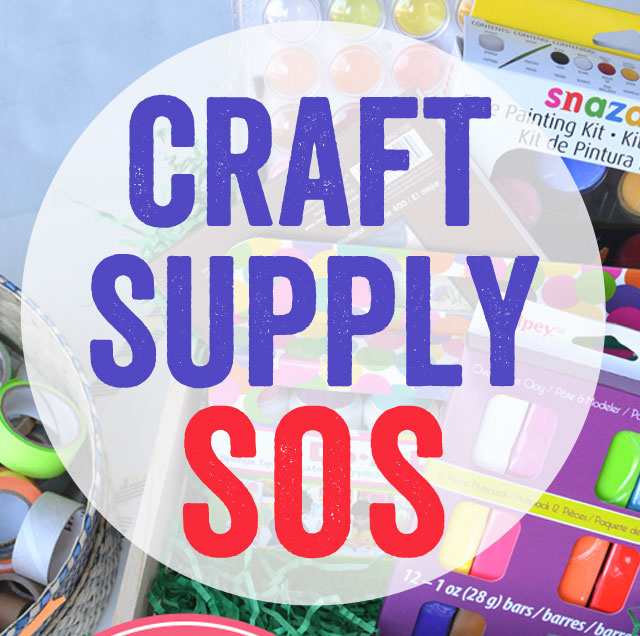 best art and craft supplies for kids