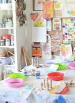 Home Art Studio for Kids