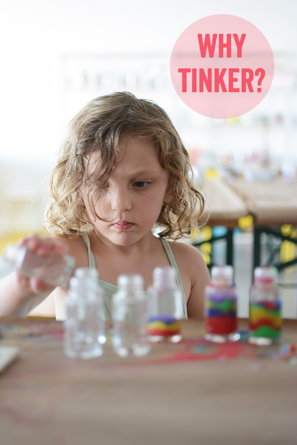 Why Tinker? – The Art of Tinkering