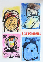 Self Portraits for 3-5 Year Olds