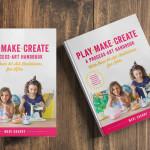 Play Make Create - A Process Art Handbook by Meri Cherry