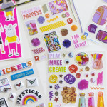 Pipsticks and Meri Cherry Sticker Club for Kids